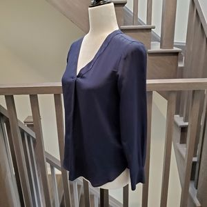 JCREW 100% silk blouse (00P)